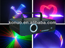 Professional dj disco 1W RGB 3D Stage Animation laser lights show projector price for sale