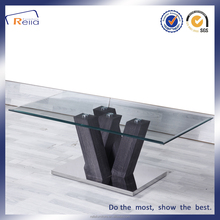 Modern Design Glass Living Room Center Table Furniture