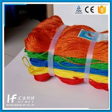 High Tenacity Pe Cord Cable Plastic Twisted Pe Pp Twisted Twine