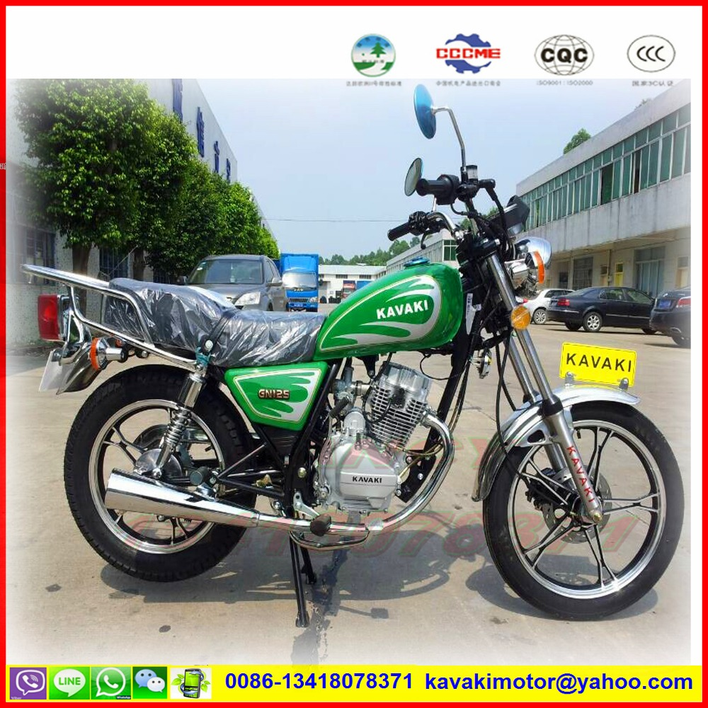 Guangzhou motorcycle factory sale 125cc 150cc GN CG motor bike