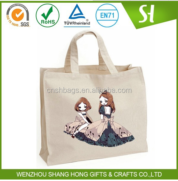 2017 BSCI Factory customized environmental muslin cotton bags for shopping bag promotion