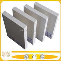 uv pvc Extrusion Foam board / High Density PVC Forex board