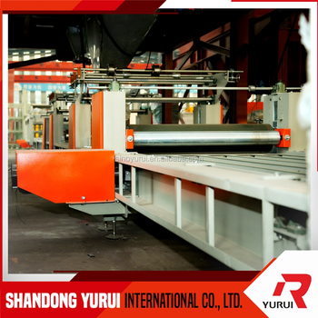 SENYD brand mgo panel/mgo board machine, China full automatic glass magnesium oxide board production line