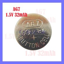 1.5V Silver Oxide Cell Button Battery for Electronic