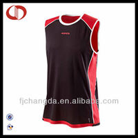 2014 Latest basketball jersey uniform with free design