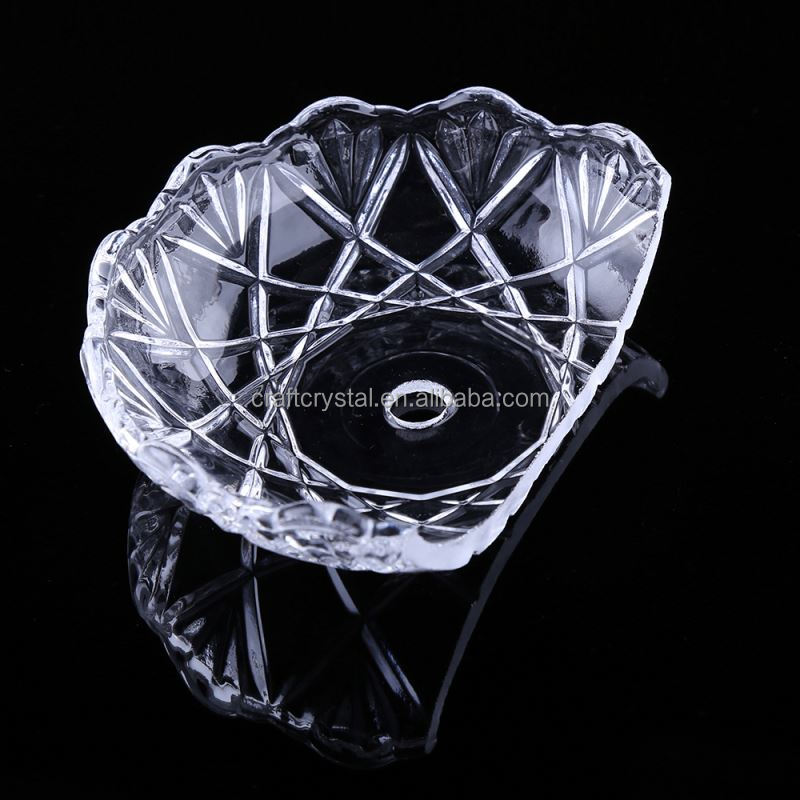 Best selling Trendy style crystal embedded under plate on sale