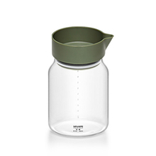 Small Glass Storage Jars/ Pots/ Cans with Plastic Lid on Promotion