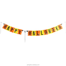 halloween party decoration string banners
