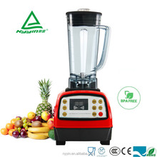 High Performance LED display Multi-Function Strong power blender CETL ETL CE ROHS approved