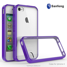 3.5 inch tpu mobile phone case for iphone 4