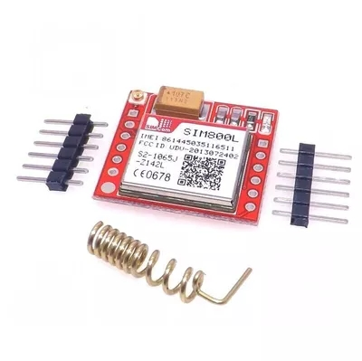 SIM800L GSM GPRS <strong>Module</strong> with PCB Board and Antenna