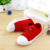 Good Quality Buckle Strap TPR Cheap White Kids School Shoes