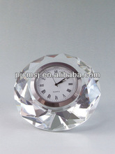 Diamond Crystal Clock For Wedding Giveaway Gifts