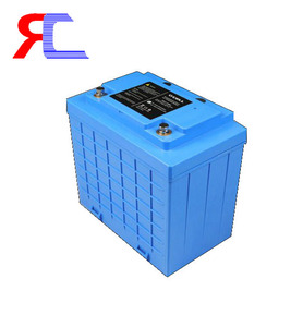 High capacity RV Marine lithium ion lipo battery 12v 24v 48v 100ah 200ah 300ah with BMS