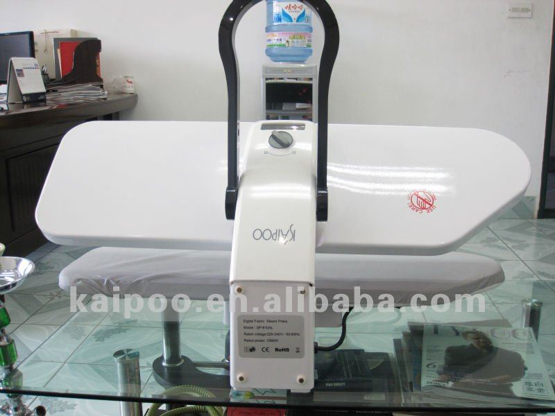 digital fabric steam iron factory price HOT Selling!