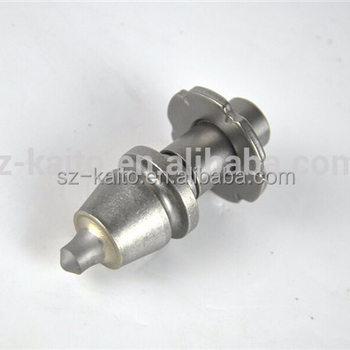 W6-20X Tungsten Carbide road milling bits cutting tools 2427836 for Wirtgen W2000