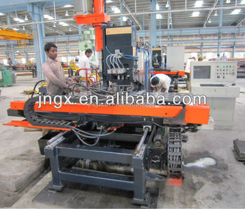 CNC metal plate hole punching machine