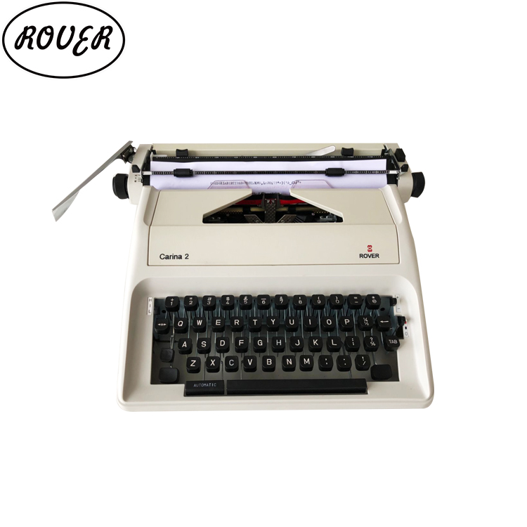 "11"" new English typewriter(440*345*173mm)"