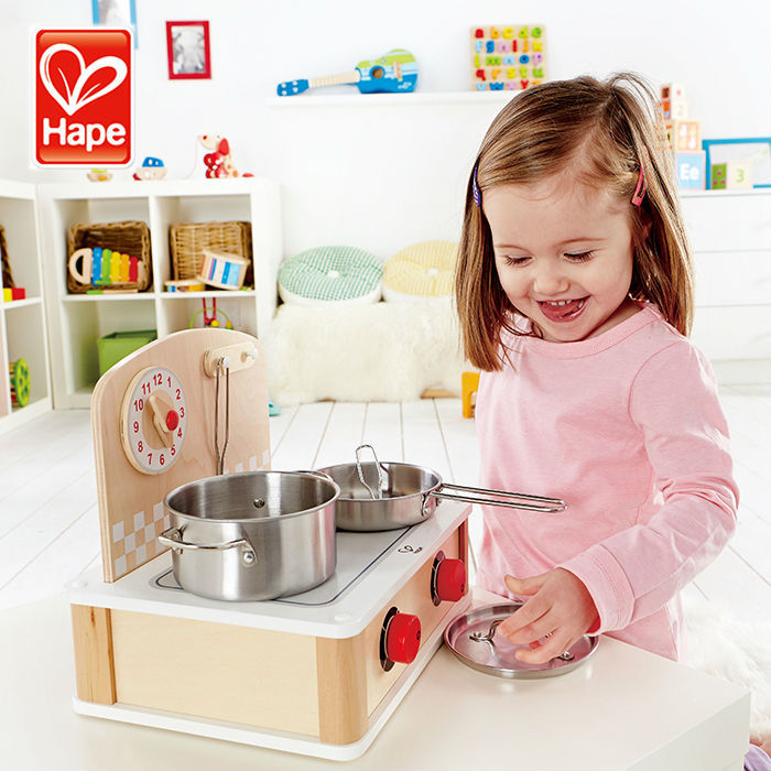 Best seller eco friendly high quality wooden kitchen play for Gambar kitchen set high quality