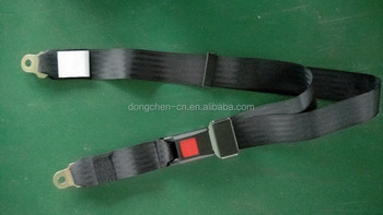 hanging Two-Point Safety Belt/racing belt safety harness