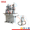 T&D aerosol spray paint filling capping machine