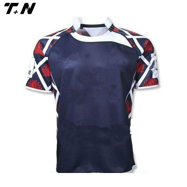 Professional tight rugby shirt wholesale