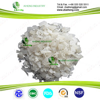 Bulk Use In Water Treatment Chemical 15.8% 16% Non-Ferrous Kalium 17% Aluminium Sulphate