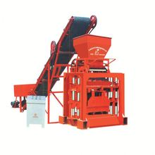 QTJ4-35 brick machine cement price list / cement making machinery / cement brick machine in india