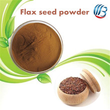 LanBing supply high quality flax seed powder psyllium organic linum usitatissimum seed oil