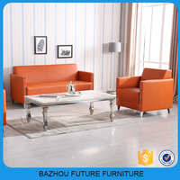 modern business room furniture office sofa F501
