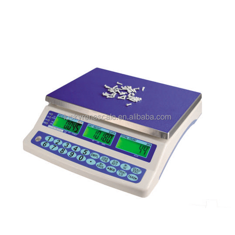 Jadever JCO 30kg Computer Electronic Counting Scale