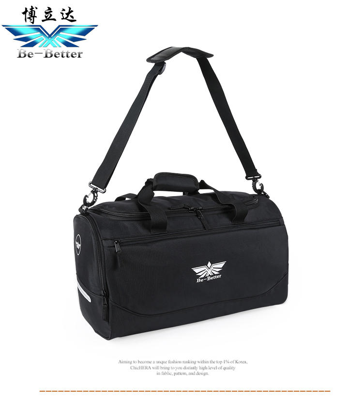 Be-Better custom LOGO sports bag manufacture