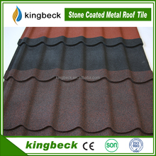 greenhouse roofing material stone metal roofing sheets Chinese style roof tile