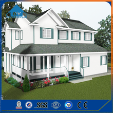 Made in China CE/ISO/SGS/BV Standard Cheap Steel Structure Prefab House