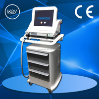 2016 hot! protable face lift and body shaping hifu machine case