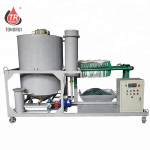 Multi-Functional Lube Oil Recycling Blending Motor Oil Hydraulic Oil Plant