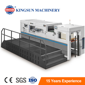 MHC-1060 Model High Speed Paper Automatic Die Cutting Machine
