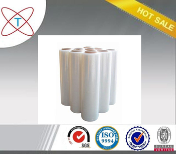 High Quality China Supplier Transparent Plastic PE Protective Film For Aluminum Composite Panel