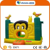 Factory price giant inflatable jumper bouncy combo