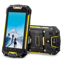 4.5 Inch Snopow M8 IP68 Rugged waterproof android mobile phone low price with gps