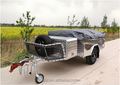 Soft Floor Camping Trailer hot dipped galvanized tent camper trailer RC-CPT-07A
