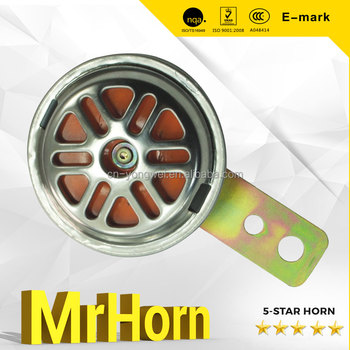 electronic bike horn and motorcycle horn with powerful sound