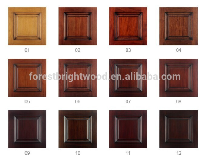 Veneer paint colors wood door flat flush interior doors - Colores para puertas de madera interiores ...