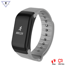 F1 Smart Band Blood Oxygen Blood Pressure Watch calories Fitness Tracker heart rate Smart bracelet Activity Tracker for iPhone