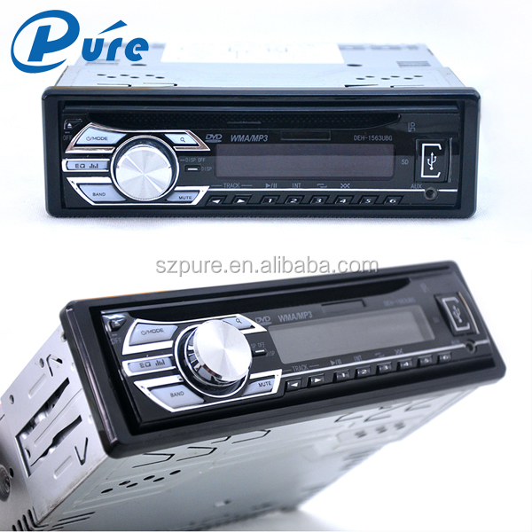 DVD Player for Universal Car 1 Din Pioneer Wholesale Radio Vehicle Player DEH 150MP