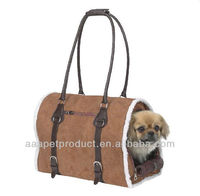 Deluxe Sherpa Pet Carriers