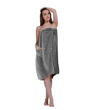 Sunland 80% Polyester 20% Polyamide Women's Spa Wrap <strong>Towels</strong>
