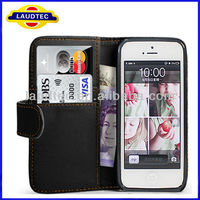 New product!! Flip leather wallet case for iPhone 5C, New case for iphone 5C