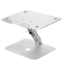 Aluminum Laptop Stand Universal Height Adjustable Stand for Laptop/Tablet PC/iPad/Computer LCD Monitor 2016 Patent New Arrival