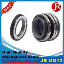Burgmann MG12 rubber bellows mechanical seal